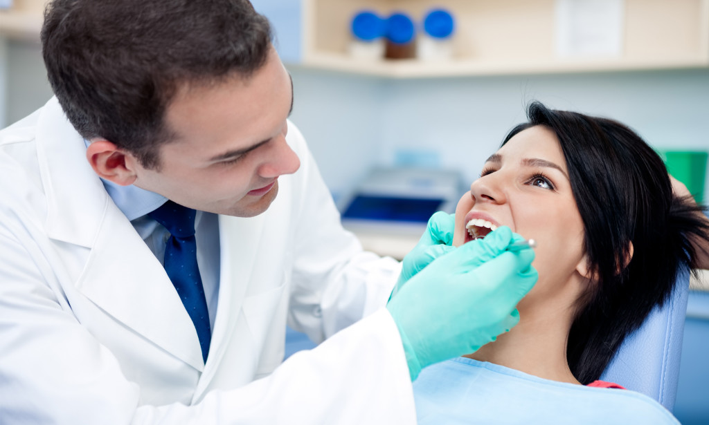 Paying Your Dentist a Visit